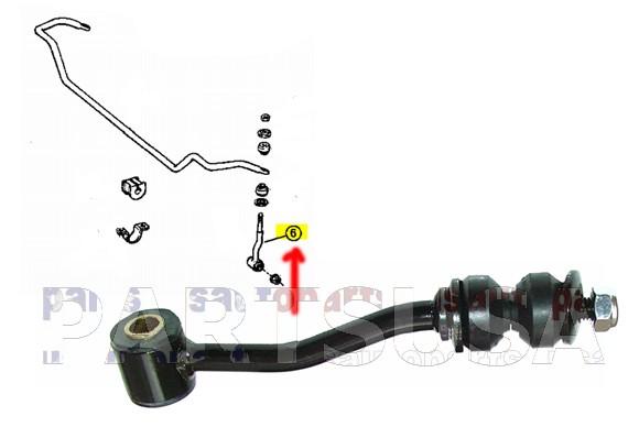 Łącznik drążka stabilizatora przedniego