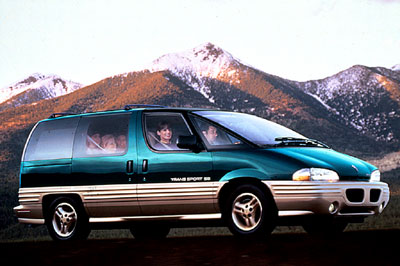 Pontiac Trans Sport 1990-1996