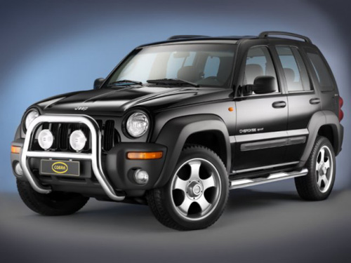 Jeep Cherokee / Liberty 2002-2007 KJ