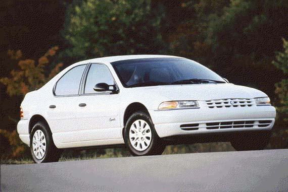 Plymouth Breeze 1995-2000