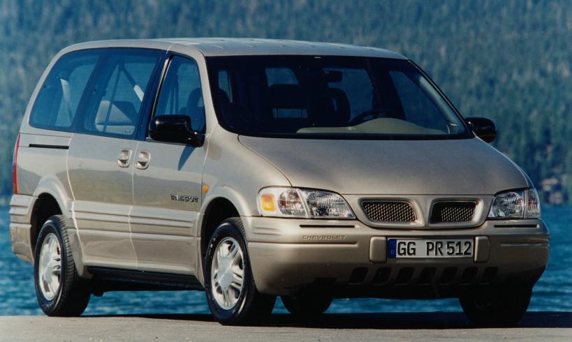 Chevrolet Trans Sport 1997-2005