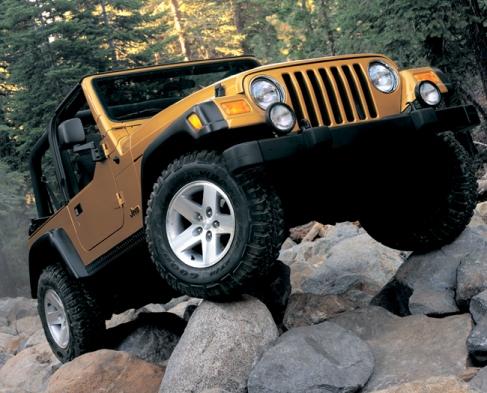 Jeep Wrangler 1997-2006  TJ