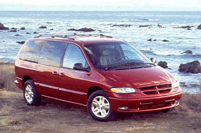 Dodge Caravan / Grand Caravan 1996-2000