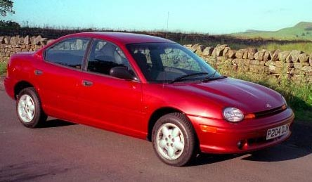 Chrysler Neon 1995-1999