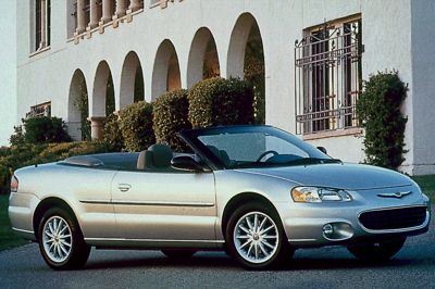 Chrysler Sebring 2001-2006 sedan i cabrio