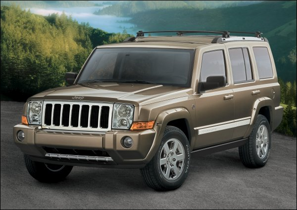 Jeep Commander 2006-2010 XH, XK