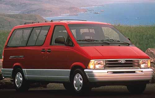 Ford Aerostar 1986-1997
