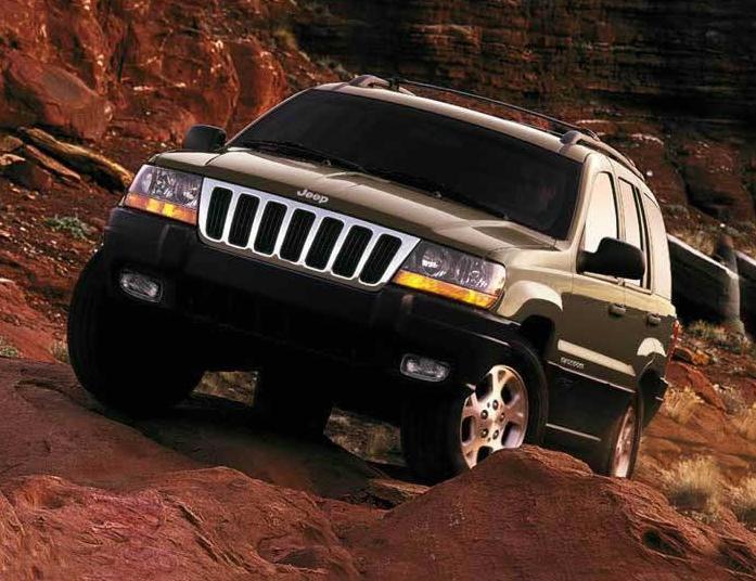 Jeep Grand Cherokee 1999-2004 WJ, WG