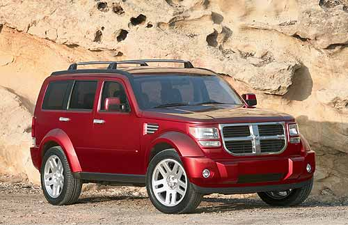 Dodge Nitro 2007-2011