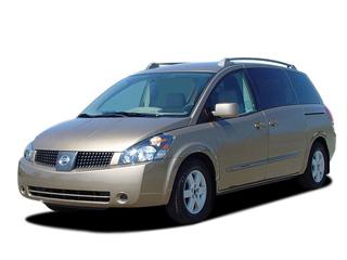 Nissan Quest 2003-2009