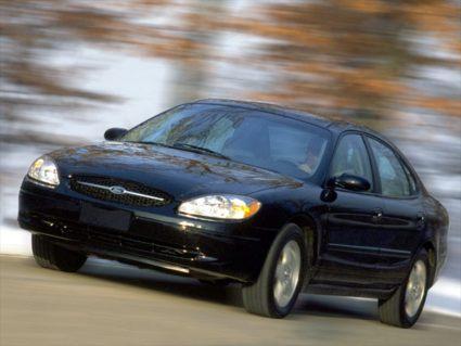 Ford Taurus 2000-2007