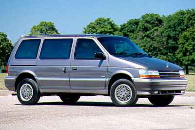 Plymouth Voyager / Grand Voyager 1991-1995