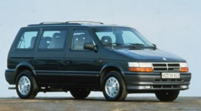 Chrysler Voyager / Grand Voyager 1991-1995