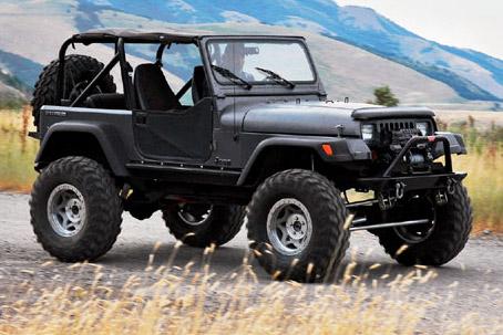 Jeep Wrangler 1987-1995 YJ