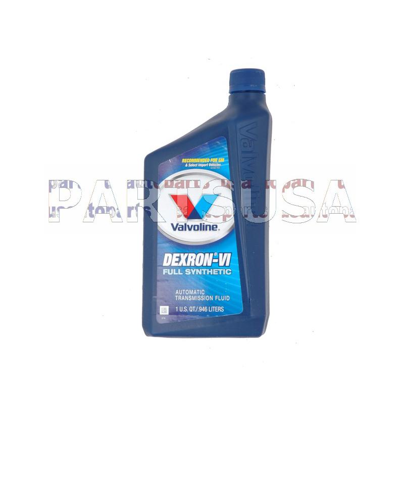 Olej automatycznej skrzyni DEXRON VI