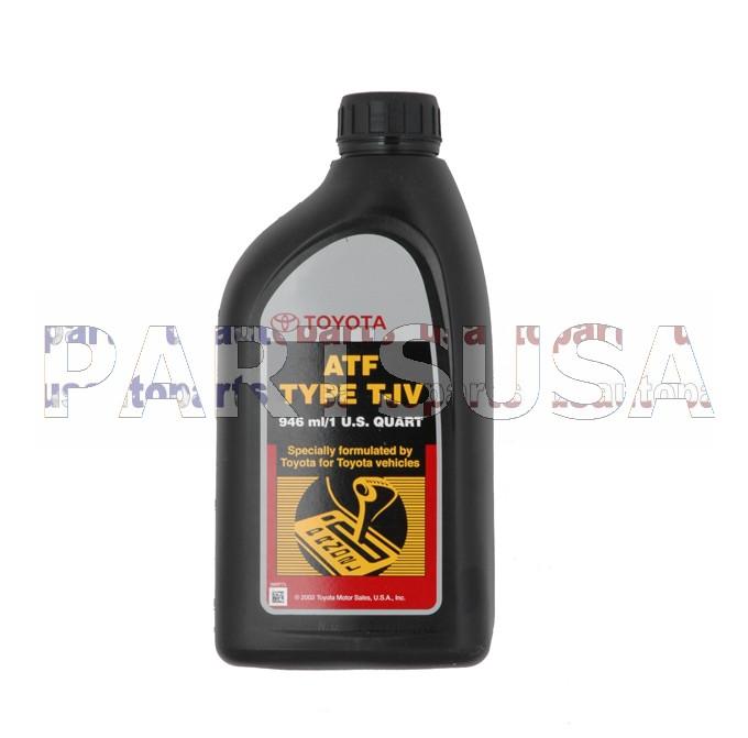 Olej automatycznej skrzyni biegów ATF T-IV
