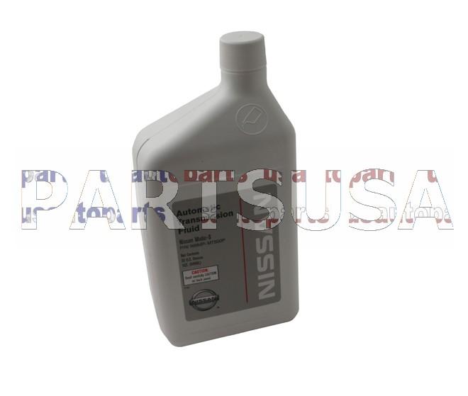 Olej automatycznej skrzyni biegów Nissan Matic-S