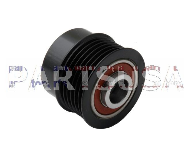 Rolka alternatora (sprzęgło jednokierunkowe)