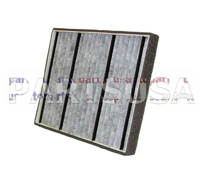 Filtr kabinowy z aktywnym węglem
