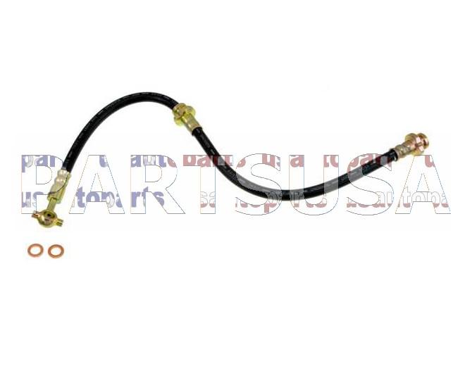 Przewód hamulcowy elastyczny przedni
