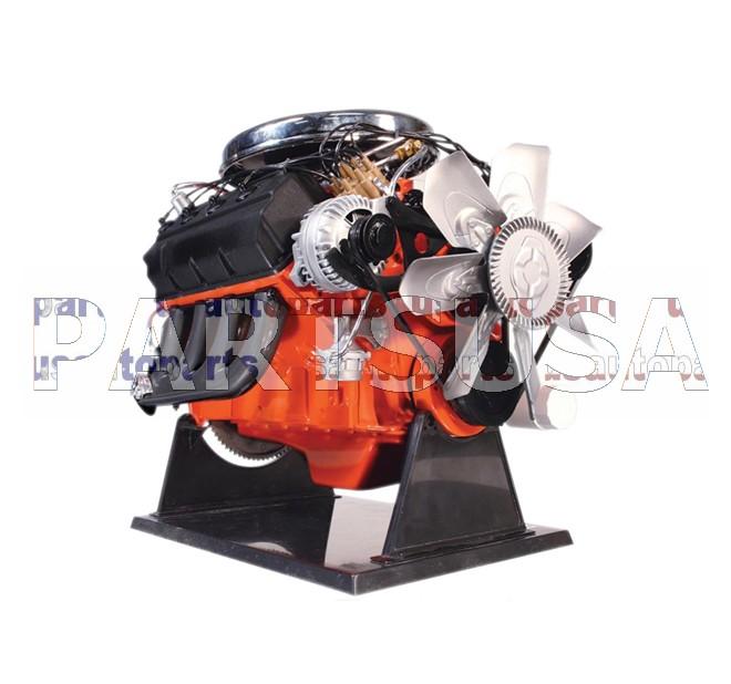 Model silnika HEMI