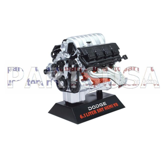 Model silnika SRT
