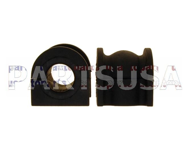 Tuleja gumowa drążka stabilizatora przedniego (2 szt.)