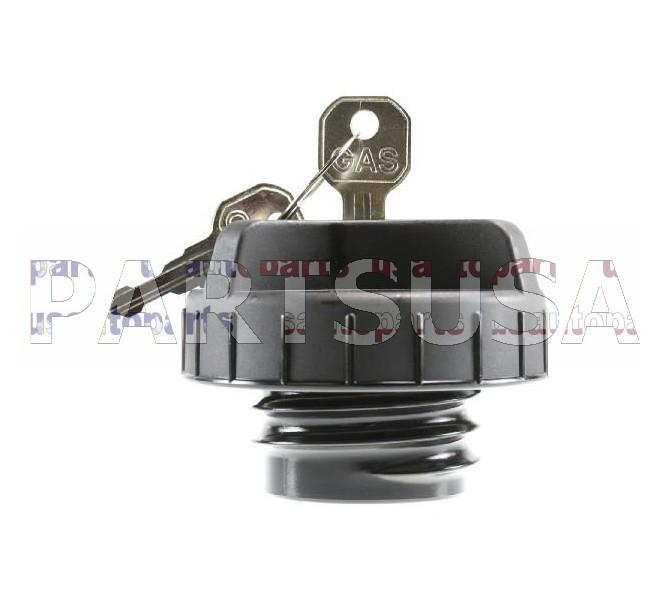 Korek wlewu paliwa z kluczykami