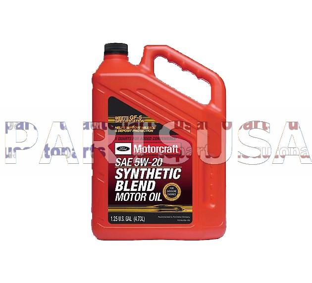 Olej syntetyczny 5W20 / 5W-20 Motocraft