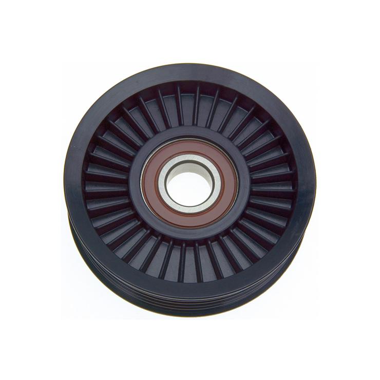 Rolka prowadząca paska wieloklinowego napędu osprzętu silnika