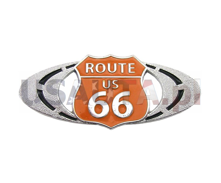 Emblemat Route 66