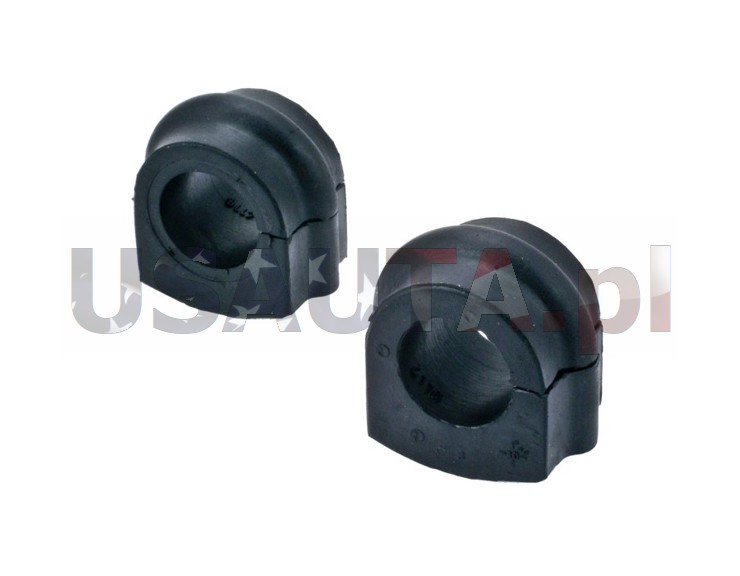 Tuleje gumowe drążka stabilizatora przedniego (2 szt.)