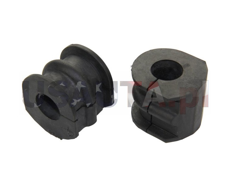 Tuleja gumowa drążka stabilizatora tylnego (2 szt.)