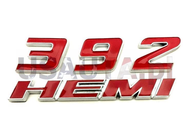 Emblemat 392 HEMI