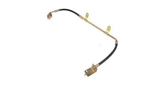 Przewód hamulcowy elastyczny tylny środkowy 2203805