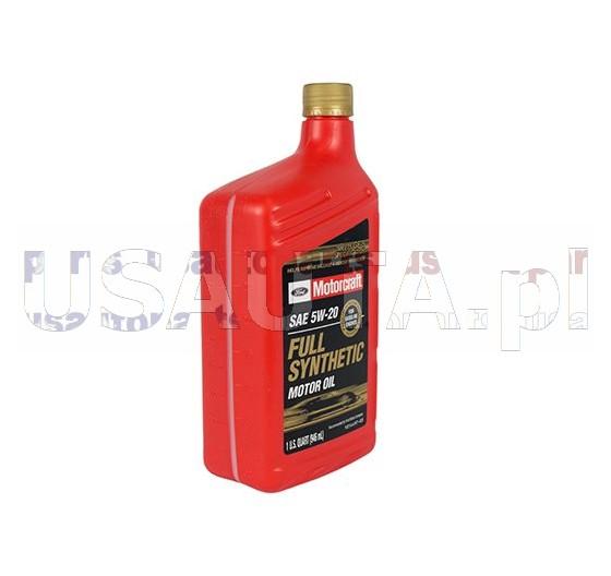 Olej silnikowy 5W20