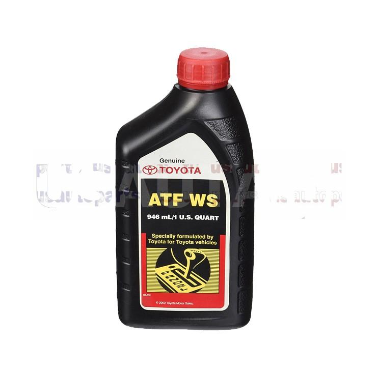 Olej automatycznej skrzyni biegów ATF WS