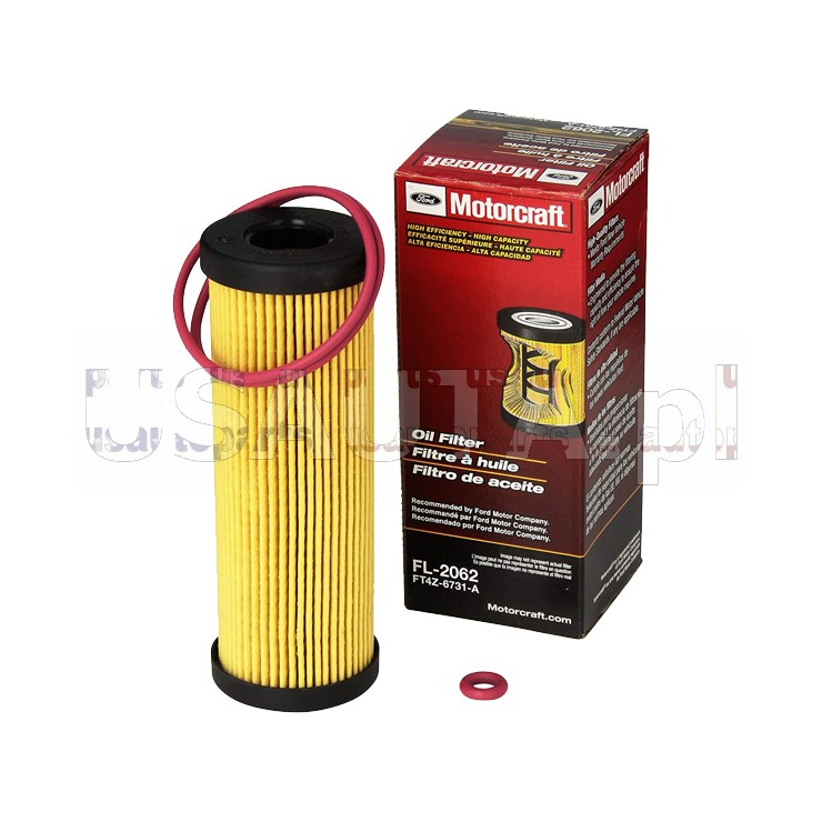 Filtr oleju silnika FL2062