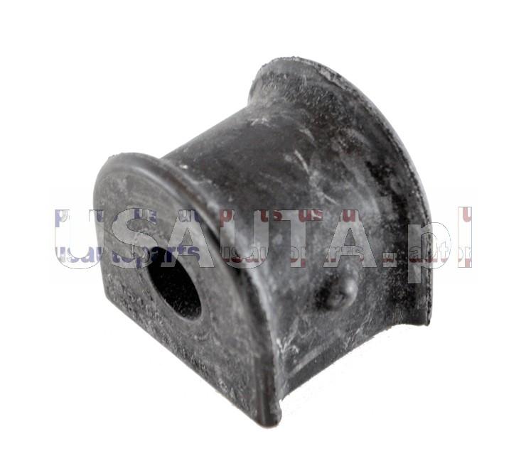 Tuleja gumowa drążka stabilizatora tylnego (guma) 52855391AB