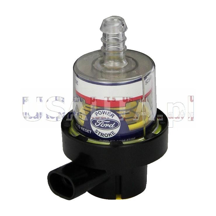 Czujnik zużycia filtra powietrza