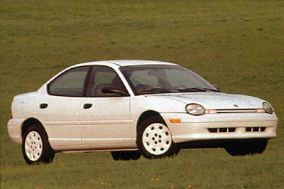 Dodge Neon 1995-1999