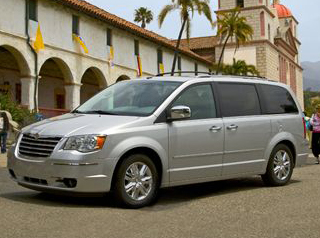 Chrysler Town & Country 2008-2016