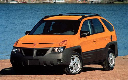 Pontiac Aztek 2001-2005