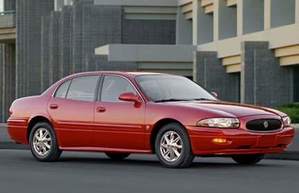 Buick LeSabre 2000-2005