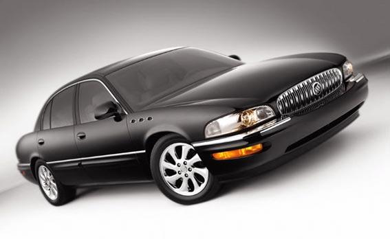 Buick Park Avenue 1997-2005