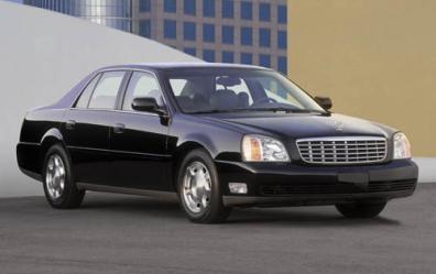 Cadillac DeVille 2000-2005