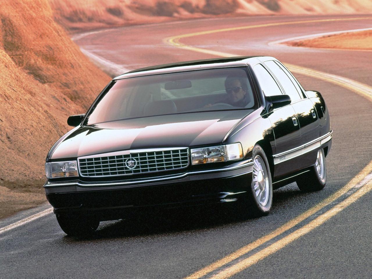 Cadillac DeVille 1994-1999