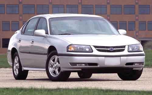 Chevrolet Impala 2000-2005