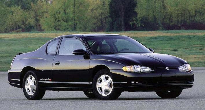 Chevrolet Monte Carlo 2000-2005