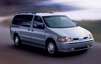 Oldsmobile Silhouette 1997-2004